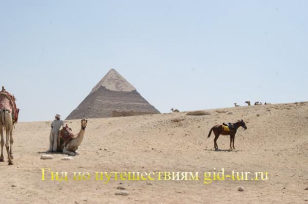 Египет гора моисея