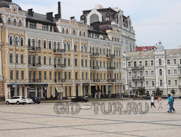 Достопримечательности Киева, красивые места, Что посмотреть в Киеве