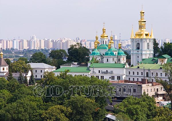 Храмы и церкви Киева Украина. Достопримечательности Киева