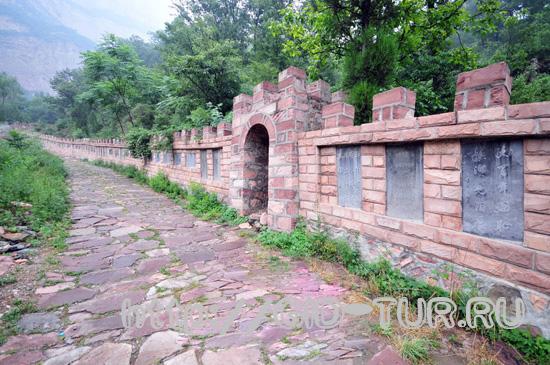 Великая Китайская стена. Тайна пока не разгадана