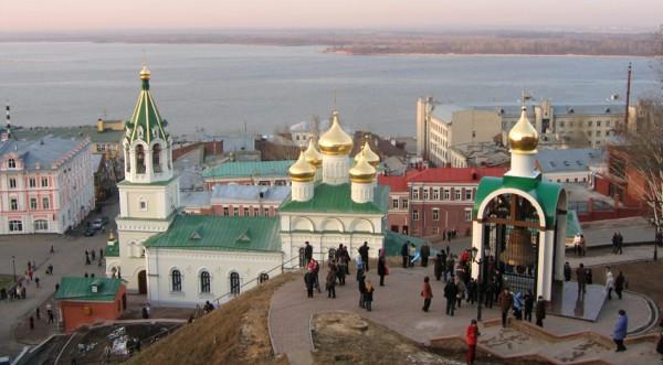Нижний Новгород экскурсия