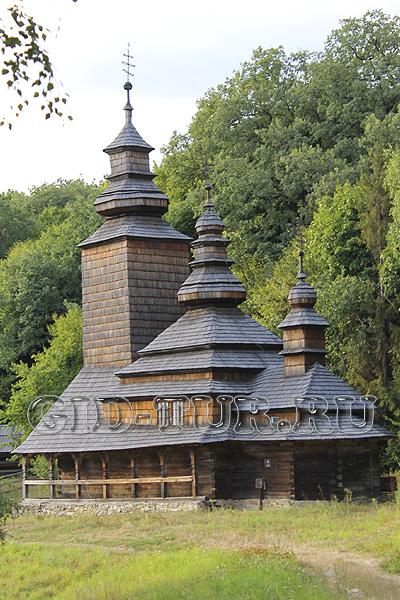 Музей под открытым небом в Киеве Пирогово. Экскурсия