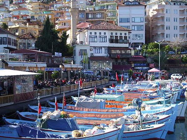 Рыбалка_в Турции