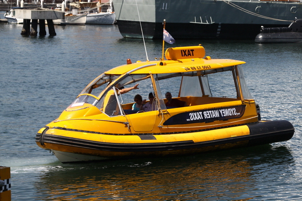 Водное такси Австралия