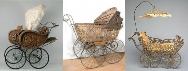 история колясок
