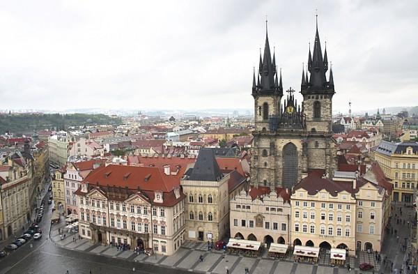 путевка на отдых в Праге из Москвы