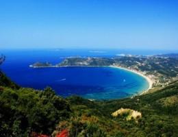 Едем в Грецию: остров Корфу