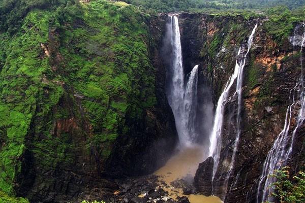 Индия, водопад Джог