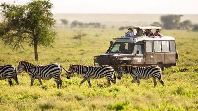 Африка. Кения