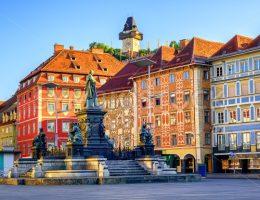 Грац и Зальцбург – увидеть обязательно